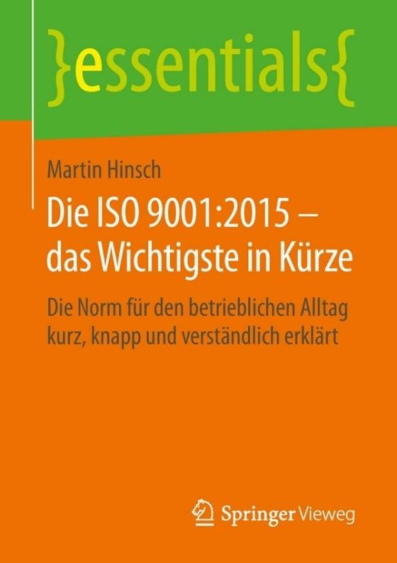 8D- & Fehlermanagement buch die neue iso 9001 2015 in kuerze martin hinsch 1